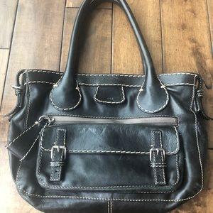 Genuine Black Chloe Bag